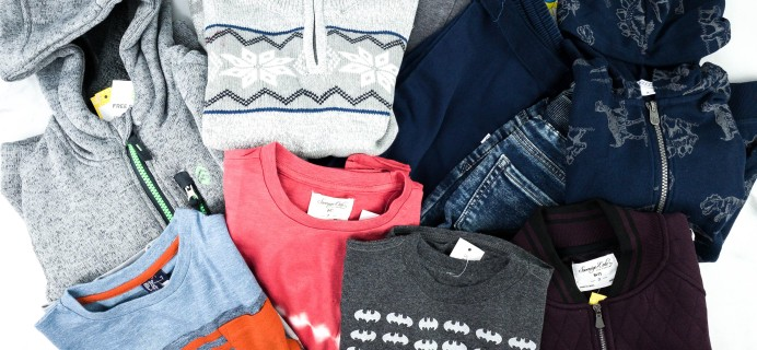 Stitch Fix Kids Review – Little Boys October 2020