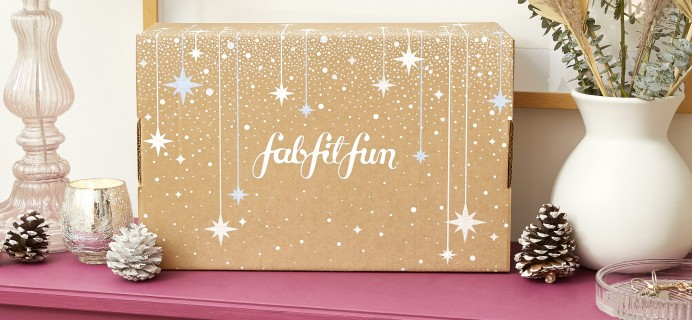 FabFitFun Winter 2020 FULL Spoilers!