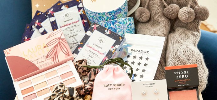 FabFitFun New Year Sale: FREE Mystery Bundle With Annual Subscription!