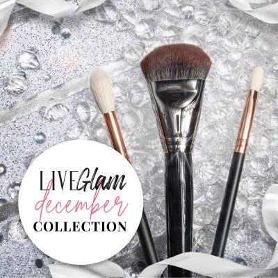 LiveGlam Brush Club December 2020 Full Spoilers + Coupon!