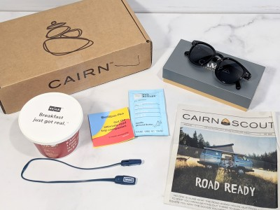 Cairn November 2020 Subscription Box Review + Coupon
