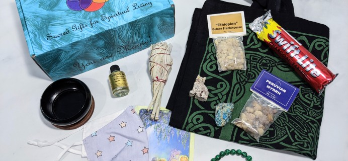 The Lady of Light Subscription Box Review – November 2020