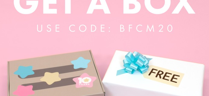 Pusheen Box Black Friday 2020 Coupon: FREE Bonus Box With Subscription!