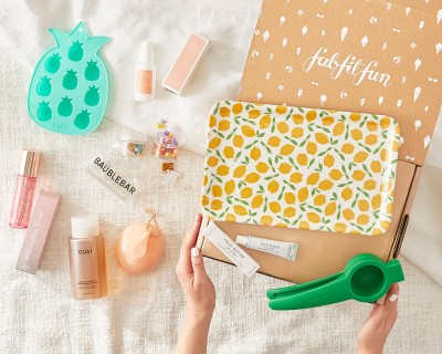 FabFitFun Flash Deal: Subscribe + Start A Second Subscription With a Free Summer Box!