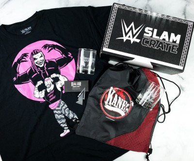 WWE Slam Crate Review + Coupon – February 2020