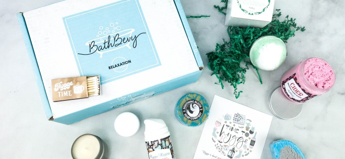 Bath Bevy Cyber Monday Deal: Save 30% on ALL Bath & Shower Subscriptions!