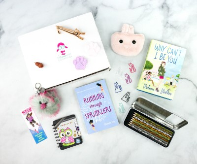 beTWEEN the Bookends November 2020 Subscription Box Review + Coupon