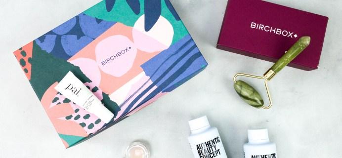 Birchbox Review + Coupon – November 2020 Clean Beauty Box