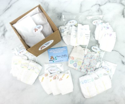 Diaper Dabbler Review – Newborn Babes Diaper Pack