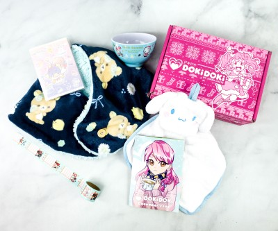 Doki Doki December 2020 Subscription Box Review & Coupon