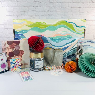 Erin Condren Holiday Collection Review