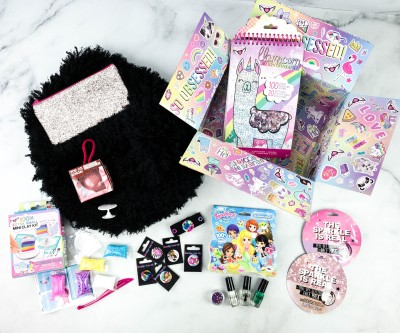 Fashion Angels Find Your Wings Subscription Box Review + Coupon – December 2020