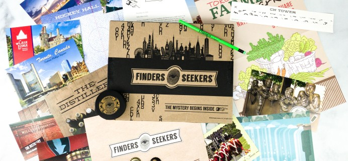 Finders Seekers Review + Coupon – TORONTO