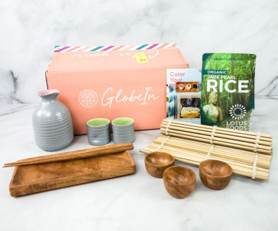 GlobeIn Artisan Box Club November 2020 Review + Coupon