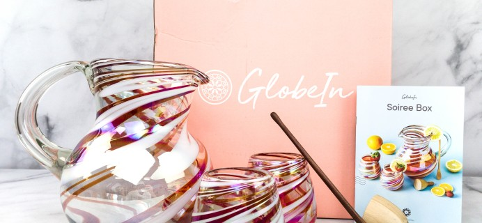 GlobeIn Artisan Box Club SOIREE Box Review + Coupon