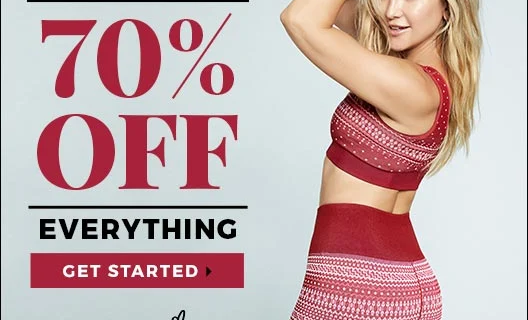 Fabletics Black Friday Sale: New VIPs Get 70% Off First Purchase!