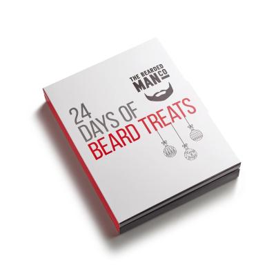 The Bearded Man Co Advent Calendar 2020 Available Now!
