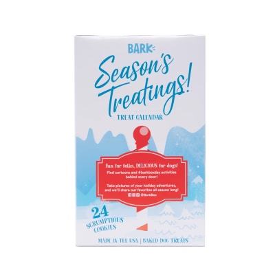 2020 BarkBox Dog Treat Advent Calendar Available Now!