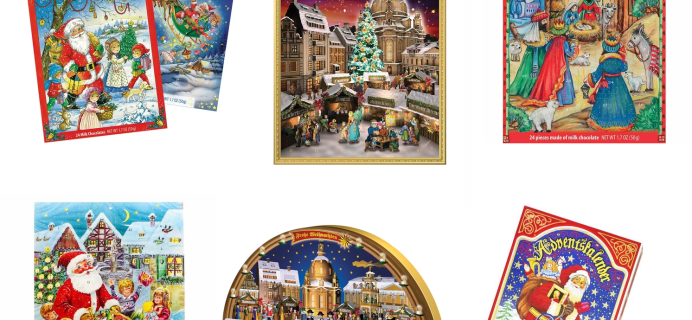 2020 Yummy Bazaar Advent Calendars Available Now!
