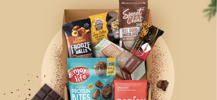 Vegancuts Vegan Chocolate Box Special Edition Box Available Now + Coupon!