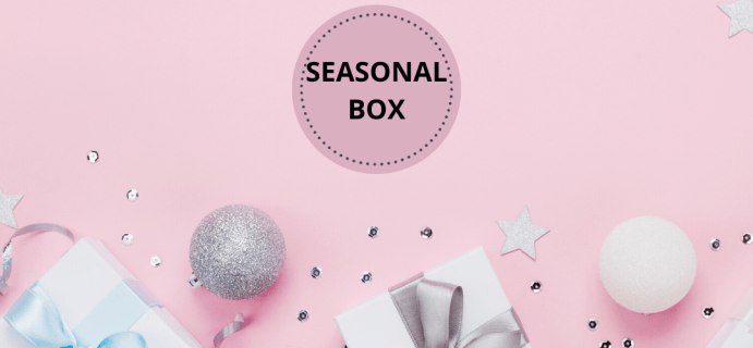 Posh Home Box Seasons of Style Winter 2020 Theme Spoilers!