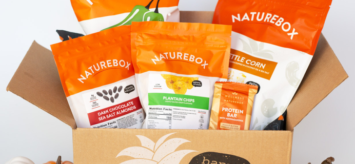 NatureBox November 2020 Discovery Box Available Now!