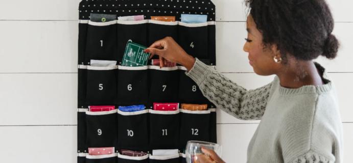 Sips by Tea Advent Calendar 2020 Available Now!