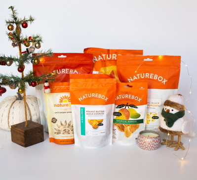 NatureBox Holiday Box Available Now!