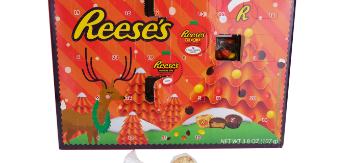 2020 Reese's Advent Calendar Available Now!