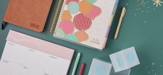 New Erin Condren Holiday Collection Available Now!