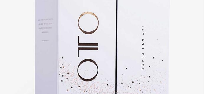 2020 OTO Advent Calendar Available Now!