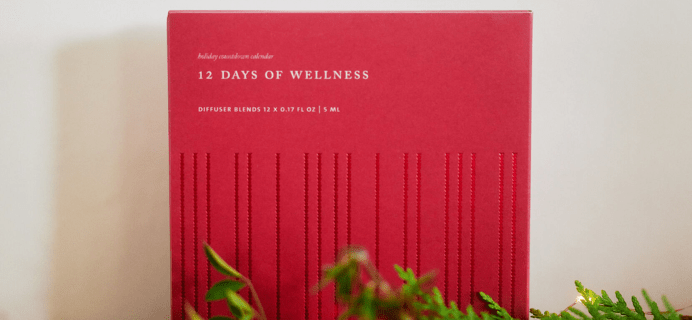 2020 Saje Wellness Advent Calendar Available Now!
