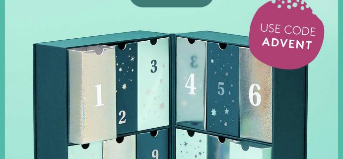 Birchbox Deal:  FREE Birchbox Beauty Advent Calendar With Annual Subscription!