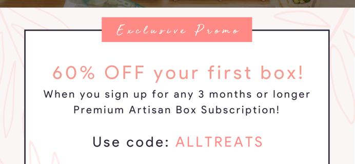 GlobeIn Flash Sale: Get 60% Off First Box!