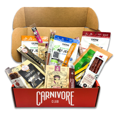 Carnivore Club Mega Meat Bundle Available Now!