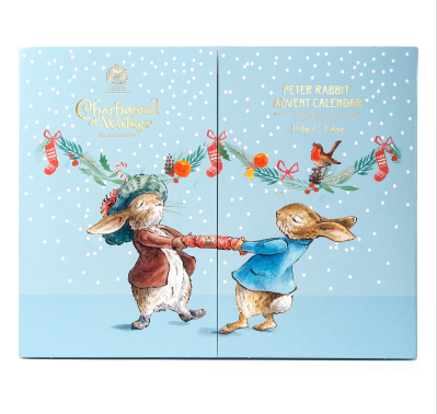 2020 Charbonnel et Walker Chocolate Advent Calendar Available Now!