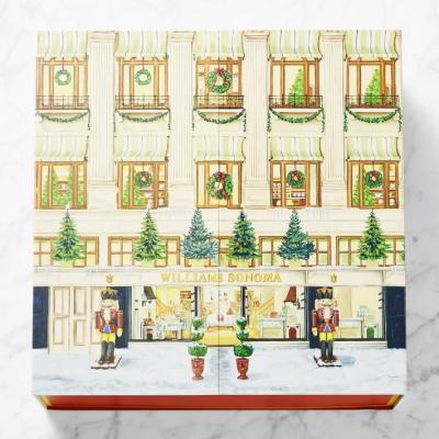 2020 Williams Sonoma Chuck's Luxury Advent Calendar Available Now!