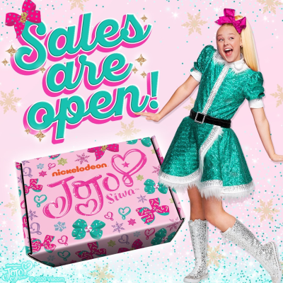 The Jojo Siwa Winter 2020 Box Spoiler #2 + Coupon!
