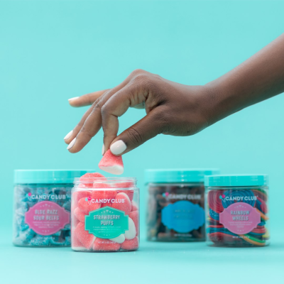 Candy Club Coupon: Get $15 Off Your First Box!