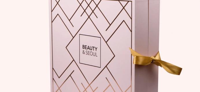 2020 Beauty & Seoul K-Beauty Advent Calendar Available Now!