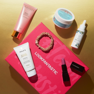 Look Fantastic x Team Fantastic's Limited Edition Beauty Box PRICE DROP!