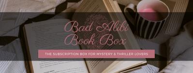 Bad Alibi Book Box Black Friday & Cyber Monday Sale: Get 5% Off!