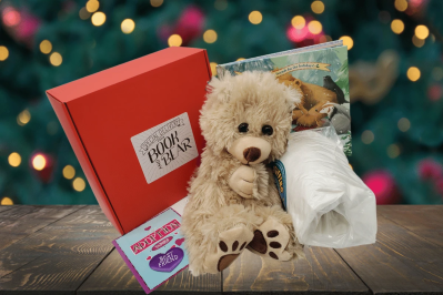 Book and Bear Cyber Monday Deal: Get 30% Off First Subscription Box + FREE Shipping!