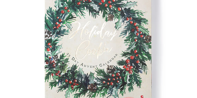 Cookie Making Advent Calendar Available Now!