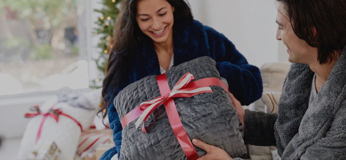 Gravity Blanket Black Friday & Cyber Monday Sale: Get 30% Off SITEWIDE!