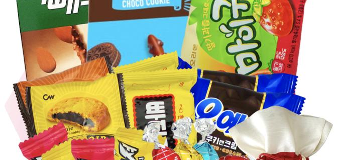 Korean Snack Box November 2020 FULL Spoilers + Coupon!