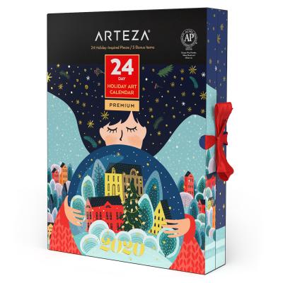 2020 Arteza Art Supplies Advent Calendar Black Friday Deal + Back In Stock!