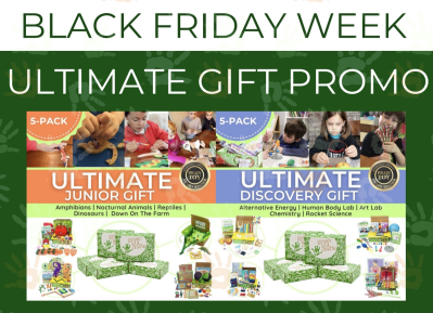 Green Kid Crafts Black Friday Deal: Save $20 on Ultimate Gift Packs!