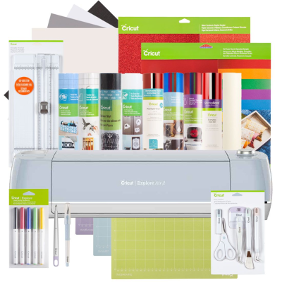 Cricut Coupon: Cricut Explore Air 2 + Everything Bundle + Access Subscription $270.98 Shipped!