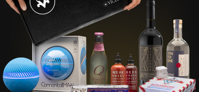 Vices Holiday Deals: $50 Off First Box or FREE Luxury Gift With Subscription!